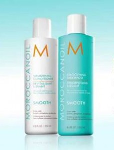 New Smoothing Shampoo and Conditioner